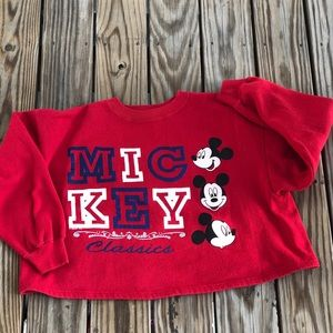 Vintage Walt Disney World Mickey Mouse Sweater